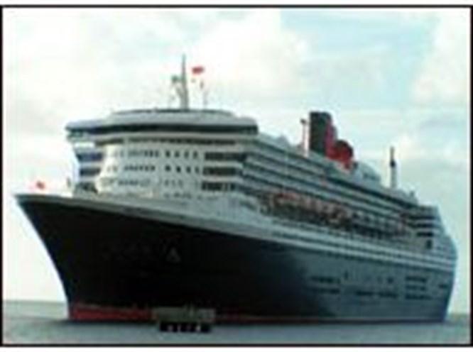 Bir milyar euro'luk dev gemi